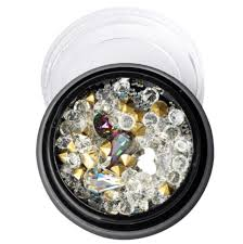 Strass Diamant Box Mix