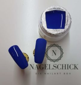 Nagelschick Farbgel Marine 2