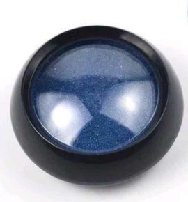 Nagelschick Pigment Chrome Blau 3