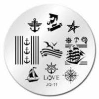 Stamping Platte Ahoi