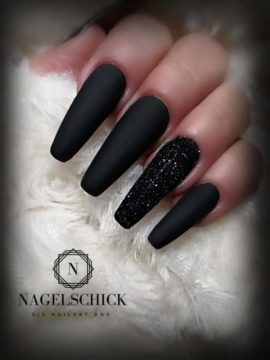 Nagelschick Wetlook Farbgel Black Devil 3