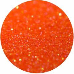 Glitzer Neon Orange