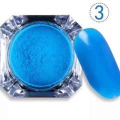 Pigment Neon Blau