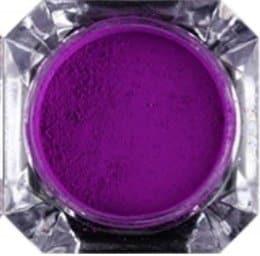 Nagelschick Pigment Neon Lila 1