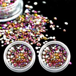 strass Mix rainbow