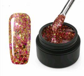 Nagelschick Premium Farbgel Big Glitter Princess 1