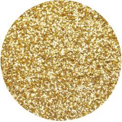 Glitzer Gold