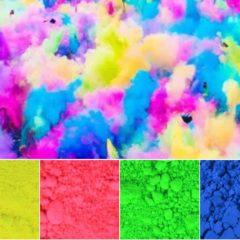 Neon Pigmente