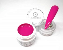 Nagelschick Premium Farbgel Pink Passion 1