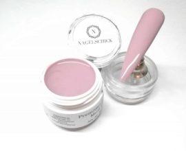 Nagelschick Premium Farbgel Mud Lila 1