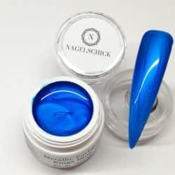 Metallic Farbgel Kings Blue