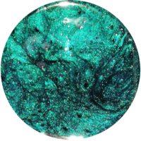 Nagelschick Metallic Farbgel Smaragd