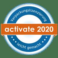 Activate Siegel Lizenz 2020