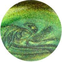 Cateye Grün Gelb