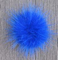 Magnet Puschel Blau