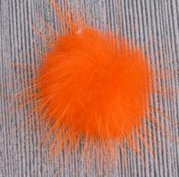 Magnet Puschel Orange