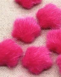 Puschel Stern Pink